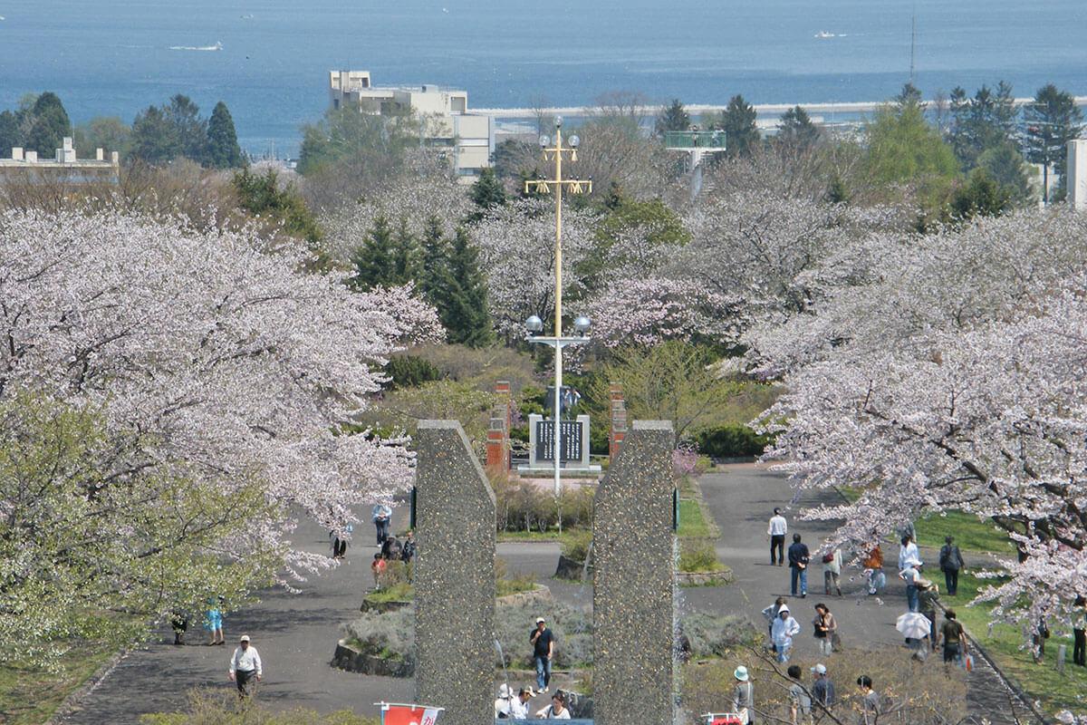 """都市公园""""ONIUSHI"""" 鬼首公園"""