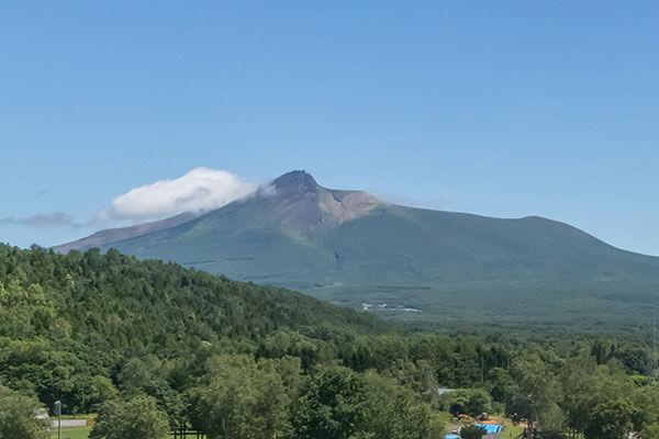 北海道驹岳